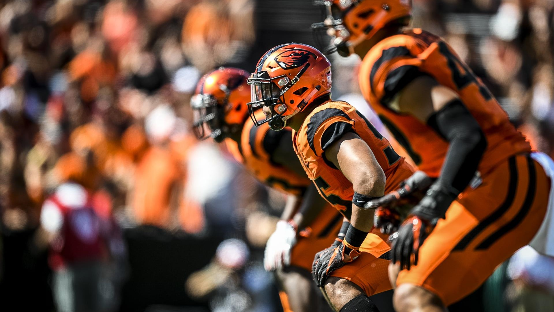 Beavers Head To Eugene For Civil War Saturday