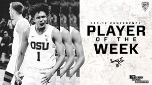 Stevie Pac-12 Player of the Week